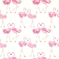 Pretty Flamingo Pink