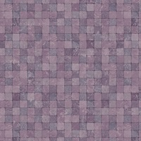 Purple Textured Tiles Wallpaper