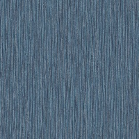Raffia Thames Blue Faux Grasscloth Wallpaper