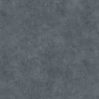 Rainey Navy Stucco Texture Wallpaper