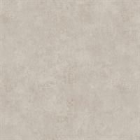 Rainey Taupe Stucco Texture Wallpaper