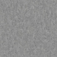 Raw Dark Grey Faux Concrete Wallpaper