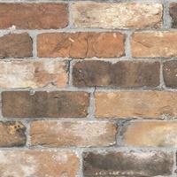 2701 22320 Reclaimed Bricks Total Wallcovering