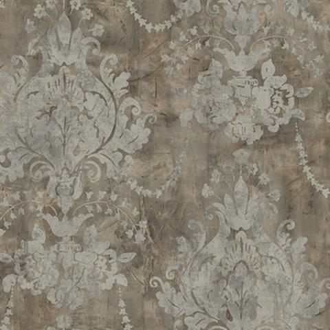 RN60106   Renaissance Wallpaper Book by Seabrook, SBK21961 ...