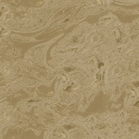 Reyne Gold Marble  Wallpaper