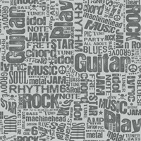 Rocker Text Sidewall