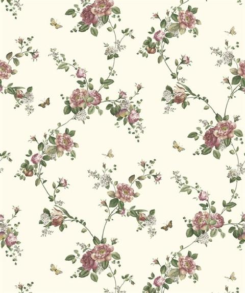 rose and vine wallpaper - photo #24