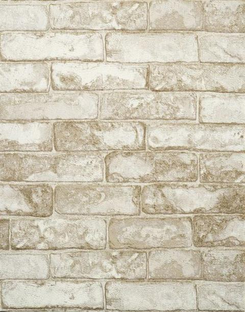 Brick wallpaper faux and textured brick stone patterned for Textured wallpaper accent wall