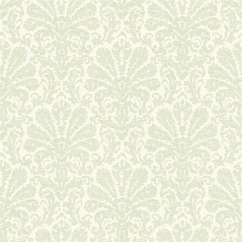 Seascape Damask
