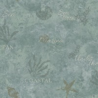 Seaside Toile