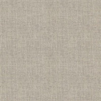 Seaton Wheat Linen Texture Wallpaper