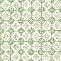 Seville Green Geometric Tile