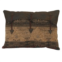 Sierra Pillow with Decorative Buttons