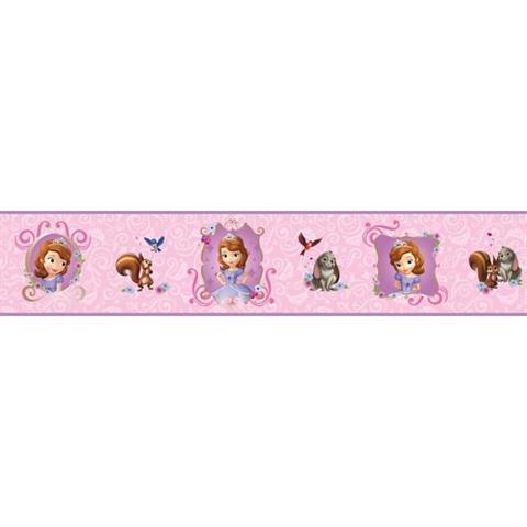Ds7621bd Sofia The First Girls Totalwallcovering Com