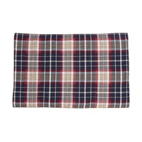 South Haven Blue Plaid Placemat