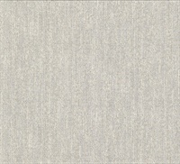Soyer Off-White Woven Texture Wallpaper