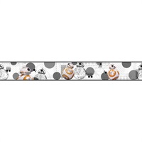 Star Wars BB8 Border