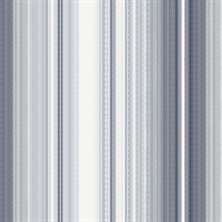 Organic Stripe Wallpaper