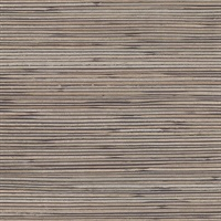 Surin Metallic Grasscloth Wallpaper