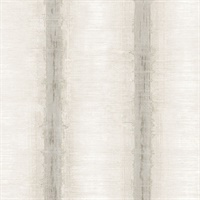Symphony Wallpaper in Beige & Grey