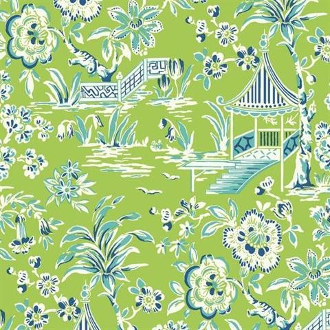 Ashford Tropics Wallpaper Book By York