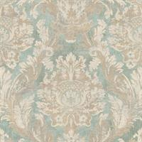 Toulouse Damask