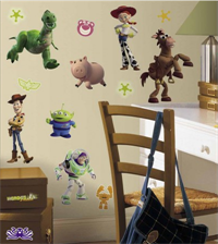 Toy Story Decals