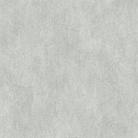 Trent Light Grey Woven Texture Wallpaper