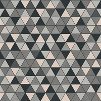Triangular Grey Geometric Wallpaper
