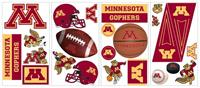 University of Minnesota Peel & Stick Wall Decals