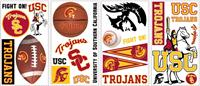 University of Southern California Peel and Stick Wall Decals