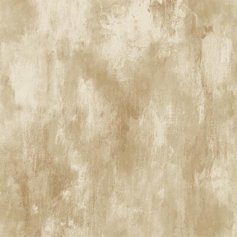 ARS26101 Brown Vertical Texture Faux Wallpaper