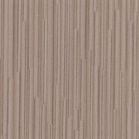 Cipriani Light Brown Vertical Texture Wallpaper
