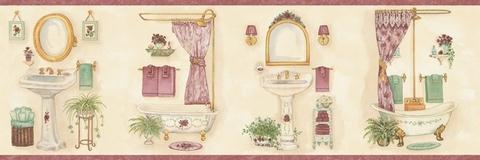 Photo Collection Wall Borders Wallpaper Bathroom Source All Signs Border U0026