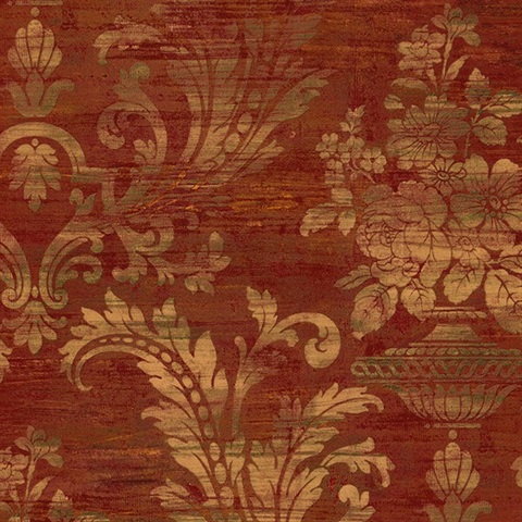 Sm30383 Classic Silks 2 Wallpaper Book By Norwall