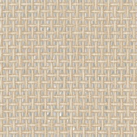 Wanchai Metallic Grasscloth Wallpaper