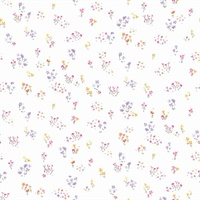 Watercolor Floral BouquetWallpaper