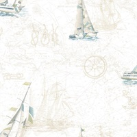Water's Edge Toile