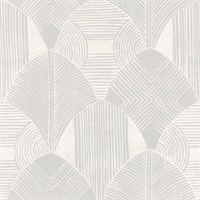 Westport Dove Geometric Wallpaper