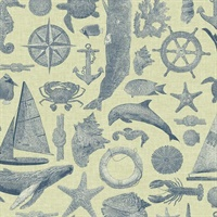 Whale Toile