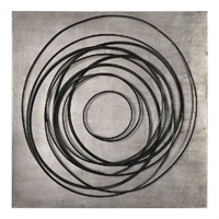Whirlwind Metal Wall Art