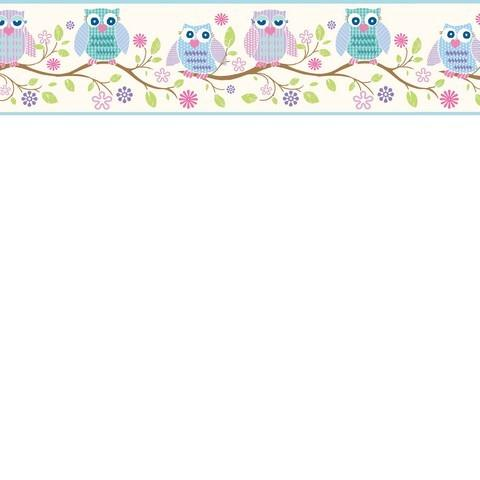 Wise Owlets Border