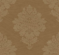 Wooly Damask Wallpaper
