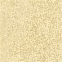 Yellow Textured Spot Wallpaper