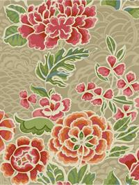 Gc8783 Waverly Global Chic Wallpaper Book By York